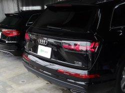 画像2: Audi純正NewQ7(4M)専用ブラックラインLEDテールランプ
