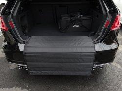 画像1: (本国企画)Audi純正Rバンパープロテクトマット