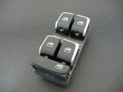 画像3: Audi純正A5(8T)パワーウィンドウスイッチセット