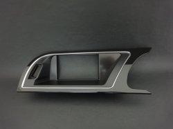 画像2: Audi純正S5/A5(8T)用ハイグロスブラックメーターパネル
