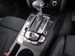 画像1: Audi純正FL後RS 5/RS 4用MMIディスプレイパネル