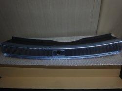 画像2: Audi純正S5/A5SB(8T)専用ステンレスクロスパネルトリム