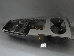 画像2: G-SpeedオリジナルRS 3/S3/A3(8V)専用ドリンクホルダーイルミ