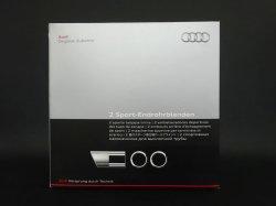 画像4: Audi純正Q3(8U)170PS/1.4T専用スポーツテールパイプトリム