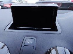画像1: Audi純正A1(8X)FL用ハイグロスブラックスクリーントリム