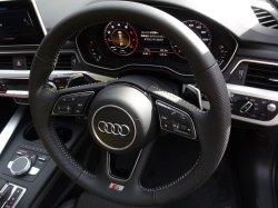 画像2: Audi純正Q2(GA)流用シルバーパドルセット
