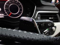 画像1: Audi純正Q2(GA)流用シルバーパドルセット
