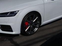画像2: Audi純正TT/TT S(FV)用20インチ5Vスポークアルミセット
