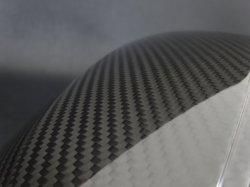 画像5: Audi純正S Q5/Q5(FY)用カーボンミラーハウジングセット