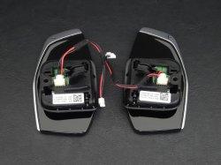 画像3: Audi純正Q2(GA)流用シルバーパドルセット