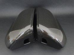 画像1: AudiAG純正Q2用カーボンミラーハウジングセット