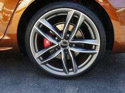 画像2: Audi純正A4(8W)/A5(F5)用Sロゴ入りリアキャリパーセット