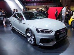 画像2: Audi純正RS 4/RS 5(F5)用5アームアンスラサイト20インチアルミセット