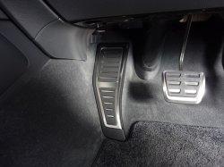 画像1: Audi純正Q7(4M)右ハンドル用アルミフットレスト