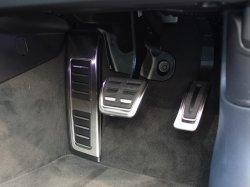 画像1: Audi純正A6/A7SB(F2)用RHDアルミペダルセット