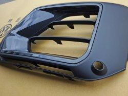 画像4: Audi純正Q2(GA)スポーツ用チタンブラックエアガイドGセット