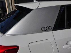 画像1: Audi純正各車種用フォーリングスステッカーセット