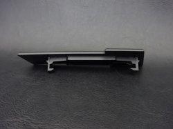 画像5: AudiAG純正RS 4(F4/8W)グリル用ブラックエンブレム
