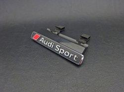画像1: G-Speed+Audi純正A4(F4)/A5(F5)用Audi Sportグリルエンブレム