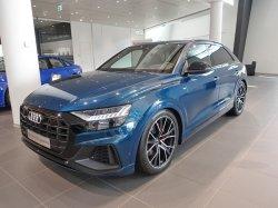 画像5: Audi純正Q8(F1)用グロスランバーサポートスイッチセット