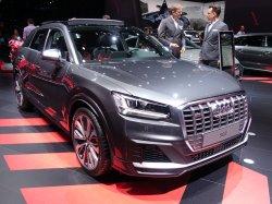 画像2: Audi純正S Q2(GA)用レッドキャリパーセット
