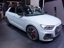 画像3: Audi純正A1(GB)用ハイグロス静電容量式ヘッドライトスイッチ