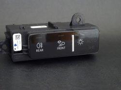 画像1: Audi純正A1(GB)用ハイグロス静電容量式ヘッドライトスイッチ