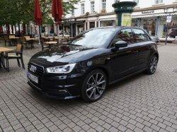 画像2: Audi純正A1/S1(8X)用ショートハッチダンパーセット
