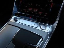 画像1: Audi純正A8(F8)用アルミ調パーキングアシストスイッチ