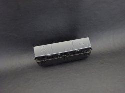 画像2: Audi純正A8(F8)用アルミ調パーキングアシストスイッチ