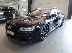 画像5: Audi純正S8 plus(4H)専用カーボンミラーハウジングセット