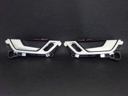 画像1: Audi純正A7SB/A6(F2)アルミ調インナードアハンドル左右セット