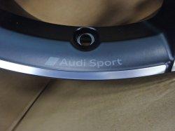 画像4: AudiAG純正Q3(F3)専用20インチtwinスポークローターデザインアルミセット