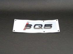 画像2: Audi純正リア用S Q5ブラックエンブレム