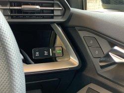 画像1: Audi純正A3/S3(GY)用ハイグロス静電容量式ヘッドライトスイッチ