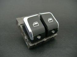 画像4: Audi純正A5(8T)パワーウィンドウスイッチセット