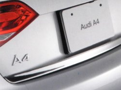 画像3: Audi純正A4/S4/RS 4(8K)トランクエッジガーニッシュ