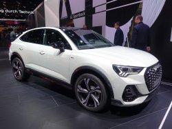 画像5: Audi純正Q3(F3)用シルバー/ハイグロスパワーシートスイッチ