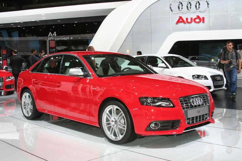 Audi NewS4