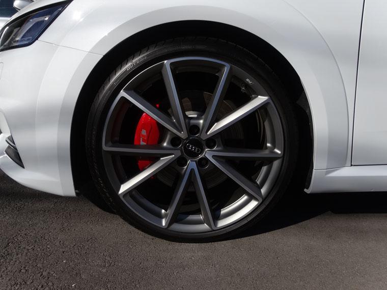 Audi純正TT/TT S(FV)用20インチ5Vスポークアルミセット - G-Speed web store